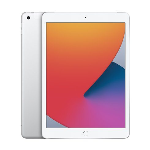 Apple iPad (2020), Wi-Fi + Cellular, 128GB, Silver
