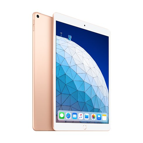 "Apple iPad Air 10.5"" (2019), Wi-Fi, 64GB, Gold MUUL2FD/A"
