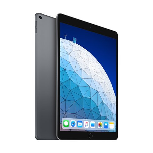 "Apple iPad Air 10.5"" (2019), Wi-Fi + Cellular, 64GB, Space Gray MV0D2FD/A"