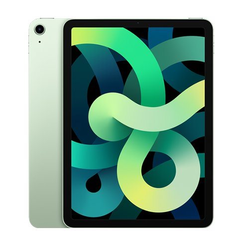 "Apple iPad Air 10.9"" (2020), Wi-Fi, 64GB, Green"