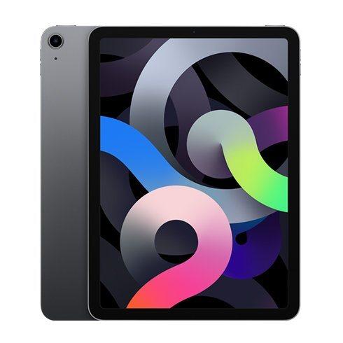 "Apple iPad Air 10.9"" (2020), Wi-Fi + Cellular, 256GB, Space Gray"