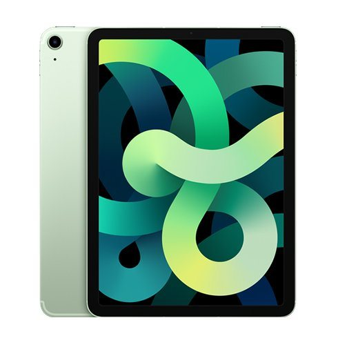 "Apple iPad Air 10.9"" (2020), Wi-Fi + Cellular, 64GB, Green"
