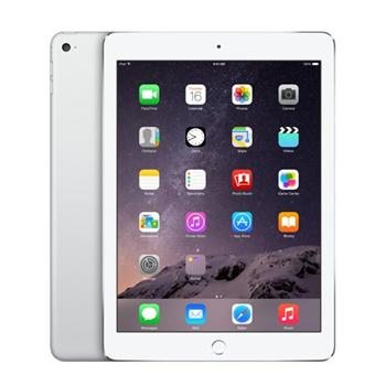 Apple iPad Air 2, Wi-Fi + Cellular, 16GB, Silver