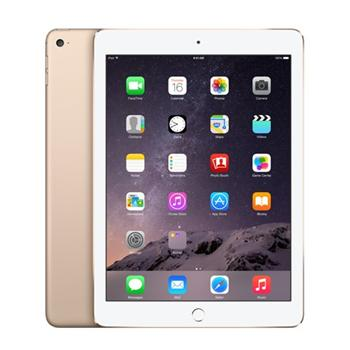 Apple iPad Air 2, Wi-Fi + Cellular, 64GB, Gold