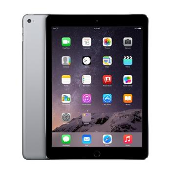Apple iPad Air 2, Wi-Fi + Cellular, 64GB, Space Gray