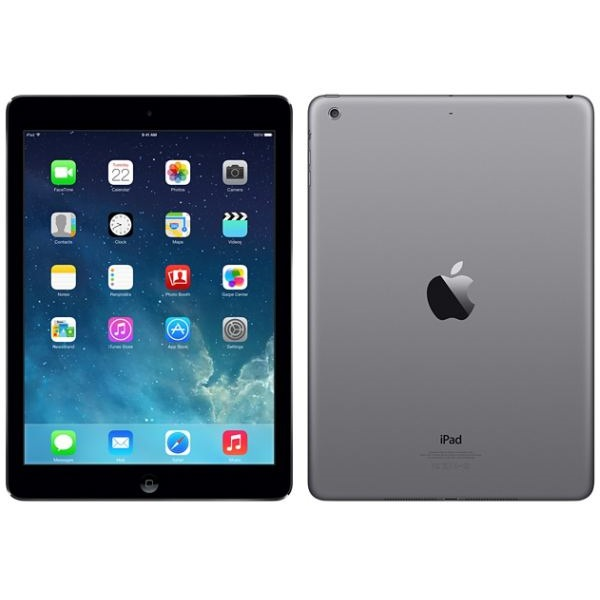 Apple iPad Air, Wi-Fi + Cellular 16GB, Space Gray