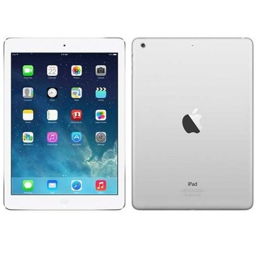 Apple iPad Air, Wi-Fi + Cellular 64GB, Silver