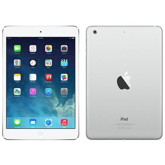 Apple iPad Mini 2, 16GB, Wi-Fi, Silver