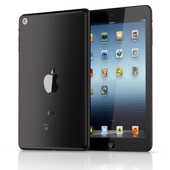Apple iPad Mini, 64GB, Wi-Fi, Black