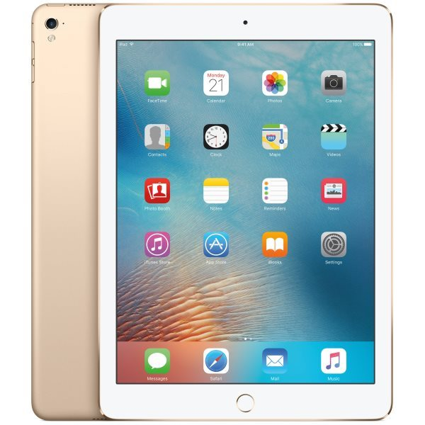 Apple iPad Pro 9.7, 128GB, Gold