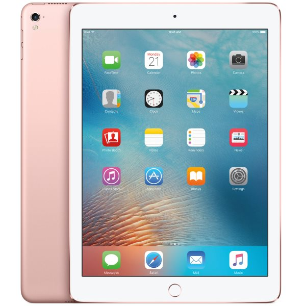 Apple iPad Pro 9.7, 32GB, Rose Gold