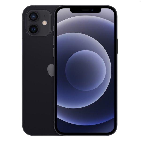 iPhone 12, 128GB, black