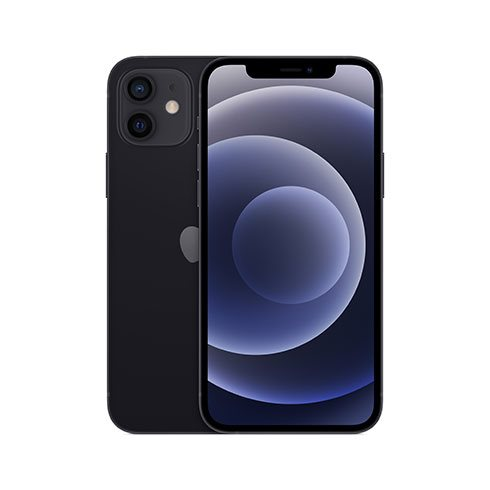 Apple iPhone 12, 128GB | Black - nový tovar, neotvorené balenie