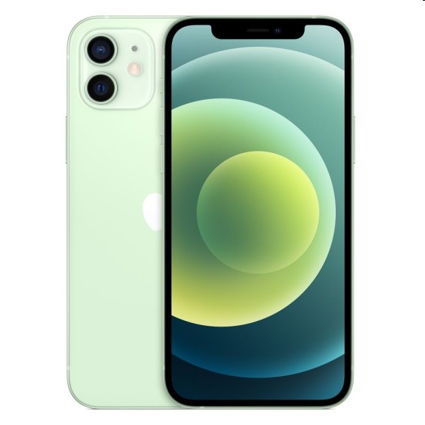 iPhone 12, 128GB, green