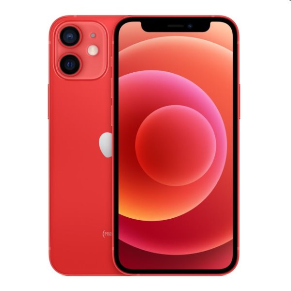 iPhone 12 mini, 128GB, red