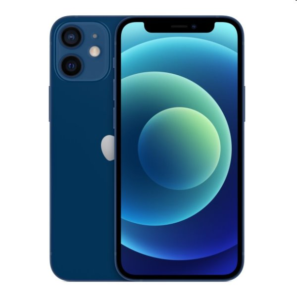iPhone 12 mini, 256GB, blue