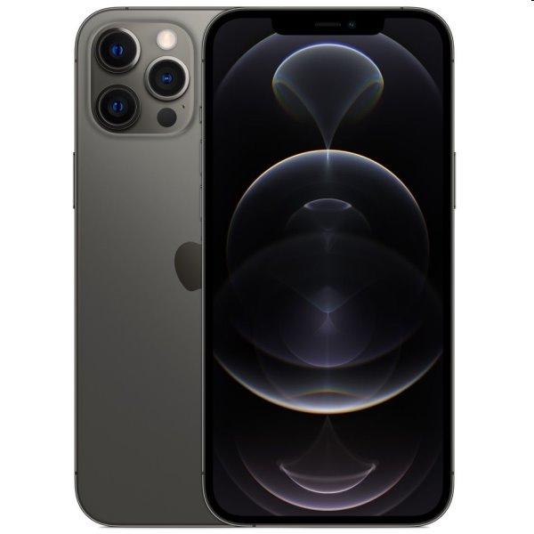 iPhone 12 Pro Max, 128GB, graphite