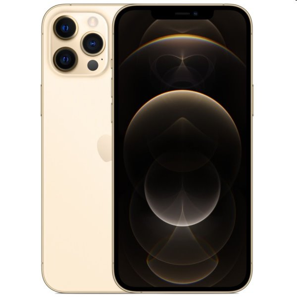 iPhone 12 Pro Max, 512GB, gold