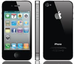 Apple iPhone 4, 16GB | Black, Trieda C - pou�it�, z�ruka 12 mesiacov