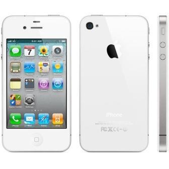 d090952a9 Apple iPhone 4, 16GB   White, Trieda A - použité, záruka 12 mesiacov