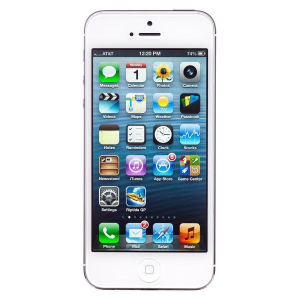 4b5db9782 Apple iPhone 5 , 16GB   Black,Grade A/B, BAZÁR - najLacnejšia cena ...