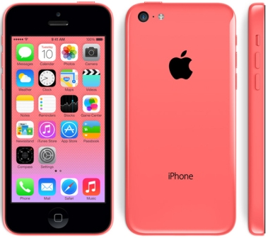 Apple iPhone 5C- ebay
