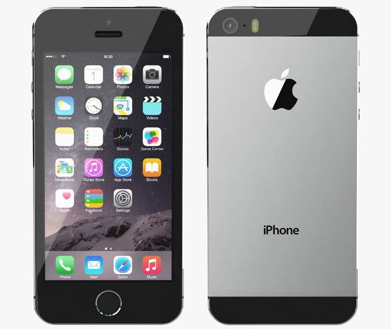 0f536aaa7 Apple iPhone 5S, 16GB   Gray - nový tovar, neotvorené balenie