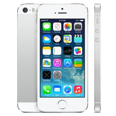 Apple iPhone 5S, 16GB Refurbished | Silver