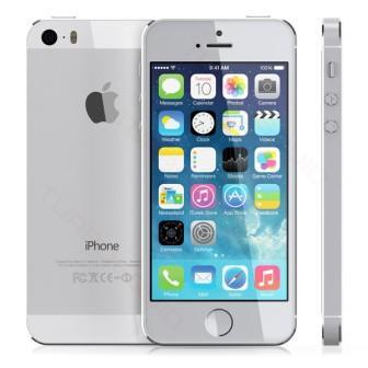 d794fe736 Apple iPhone 5S, 32GB   Silver, Trieda A - použité, záruka 12 mesiacov