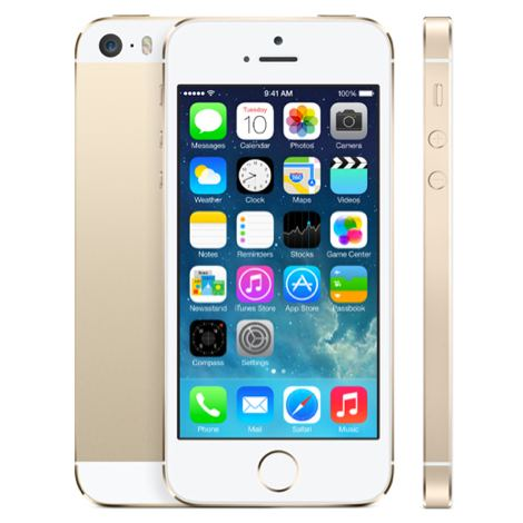Apple iPhone 5S, 64GB | Gold