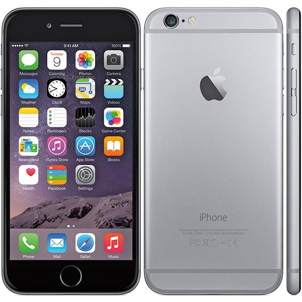 Apple iPhone 6, 128GB | Space Gray