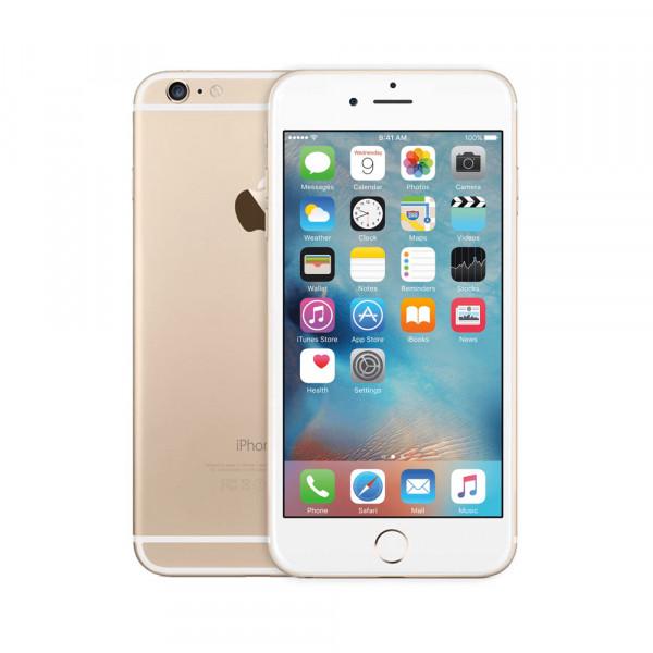 Apple iPhone 6, 16GB | Gold, Trieda B - použité, záruka 12 mesiacov