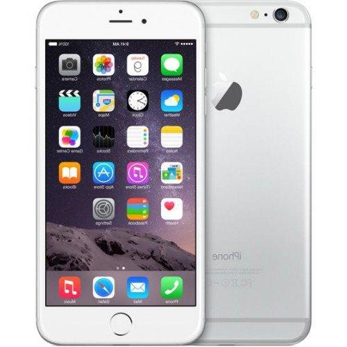 Apple iPhone 6, 16GB | Silver, Trieda B - použité, záruka 12 mesiacov