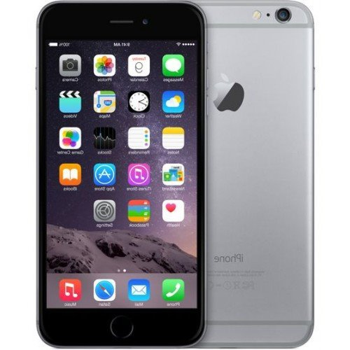 Apple iPhone 6, 64GB | Space Gray, Trieda B - pou�it�, z�ruka 12 mesiacov