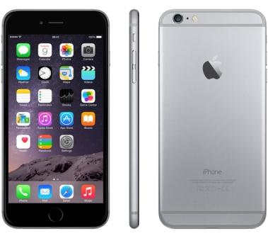 Apple iPhone 6 Plus, 16GB | NEFUNGUJE TOUCH ID | Space Gray, Trieda B - pou�it�, z�ruka 12 mesiacov