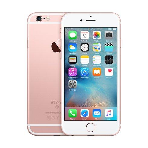 Apple iPhone 6S, 32GB | Rose Gold, Trieda C - použité, záruka 12 mesiacov