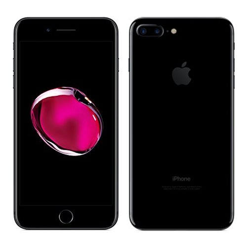 Apple iPhone 7 Plus, 128GB, Jet Black