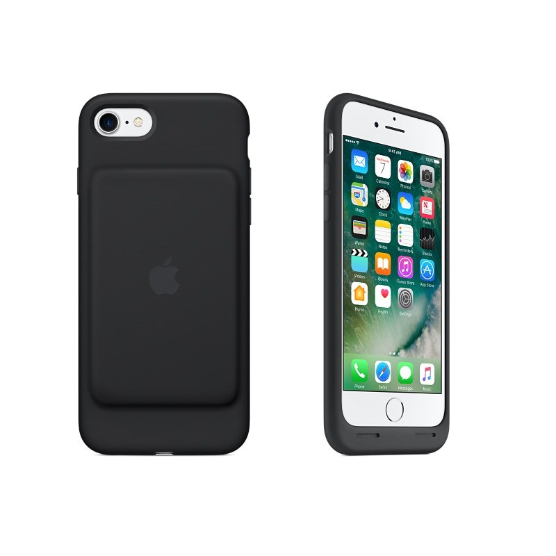 Apple iPhone 7 Smart Battery puzdro (Black) MN002ZM/A