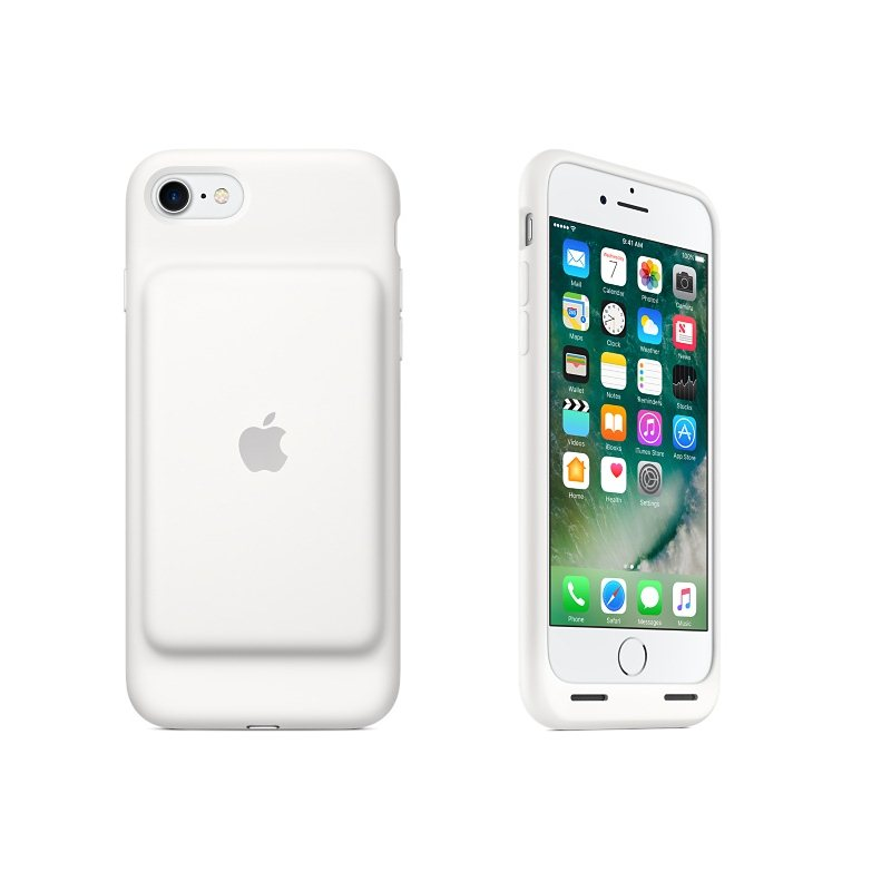 Apple iPhone 7 Smart Battery puzdro (White) MN012ZM/A