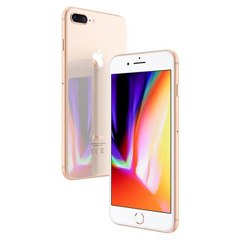 Apple iPhone 8 Plus, 64GB   Gold, Trieda C - použité, záruka 12 mesiacov