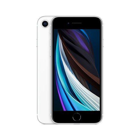 Apple iPhone SE (2020) 128GB, white