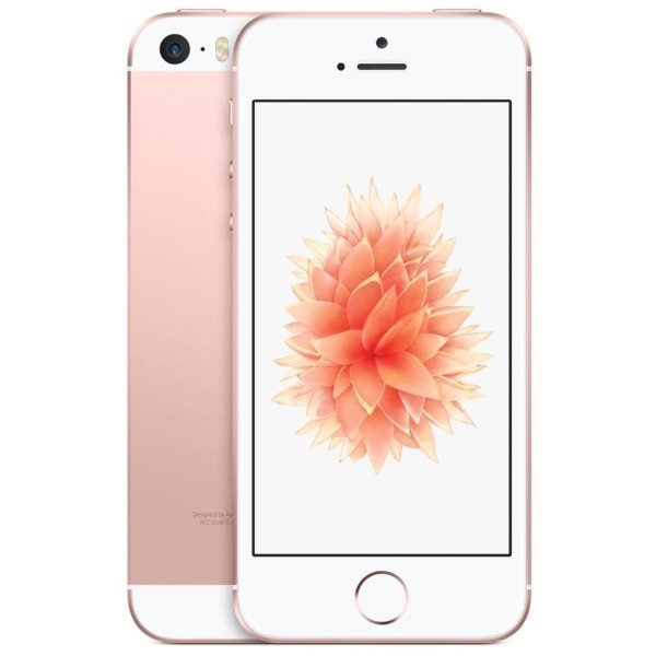 Apple iPhone SE, 16GB | Rose Gold, Trieda C - pou�it�, z�ruka 12 mesiacov