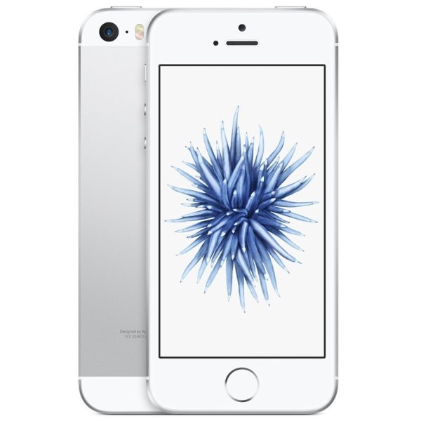 Apple iPhone SE, 16GB, Silver