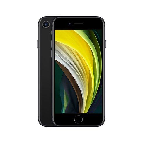 Apple iPhone SE (2020) 128GB | Black - nový tovar, neotvorené balenie