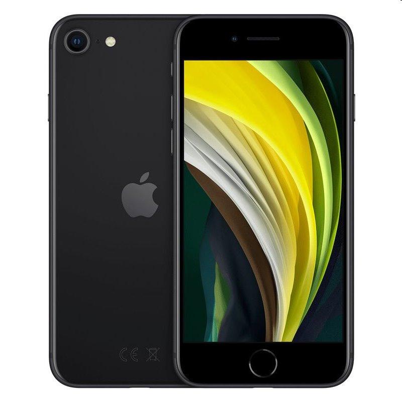 iPhone SE (2020), 256GB, black