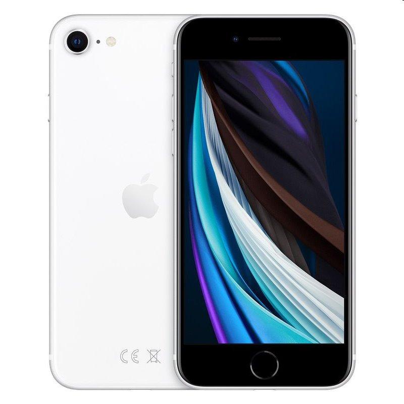 iPhone SE (2020), 256GB, white