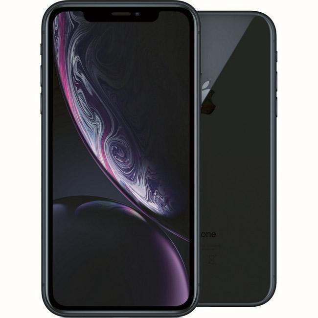 Apple iPhone Xr, 64GB | Black - nový tovar, neotvorené balenie