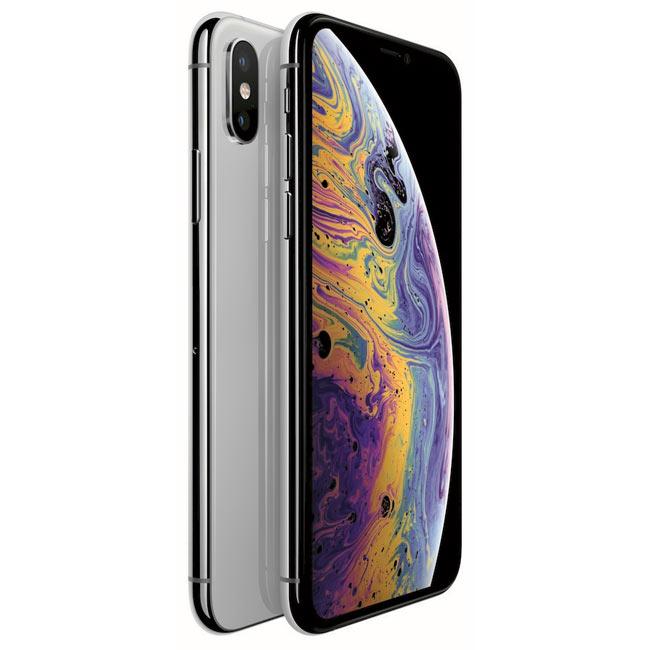 Apple iPhone Xs, 64GB, Silver