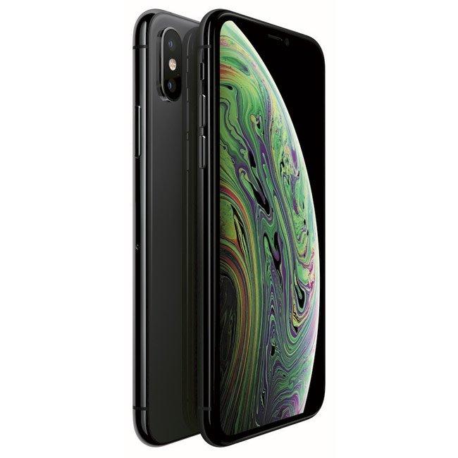Apple iPhone Xs, 64GB   Space Gray, Trieda C - použité, záruka 12 mesiacov