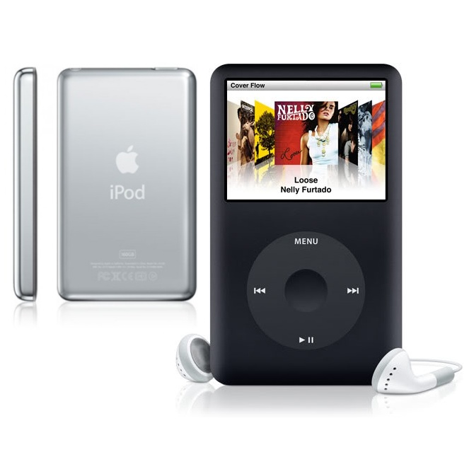 Apple iPod Classic 160GB | �ierny
